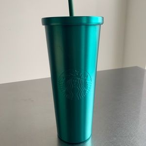 Starbucks doubled walled travel cup